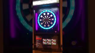 Wizard Dart Board Video 1