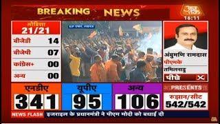 LIVE: 2019 लोकसभा चुनाव के नतीजे, Loksabha Election Result | LIVE