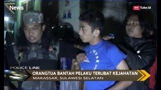 Timsus Polda Sulsel Berhasil Tangkap Penjambret Sadis saat Tidur - Police Line 01/04