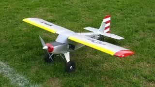 Timber-X: On-Board Flight Video