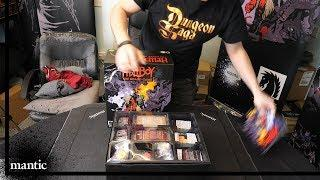 How to pack Hellboy: The Board Game Kickstarter Version