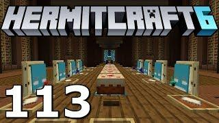 Hermitcraft 6- The Board Room (Minecraft 1.13.2 Ep. 113)