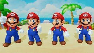 Mario Party 10 - Mario Board (Amiibo Party) #4