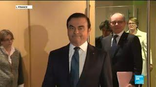 Nissan board meets to decide fate of Carlos Ghosn