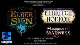 Elder Sign: 1 Hour of HP Lovecraft Music for Board Games and Role Playing