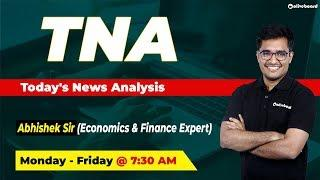 Current Affairs | Daily News - November 4 | IBPS PO | IBPS Clerk | SSC | Today's News Analysis