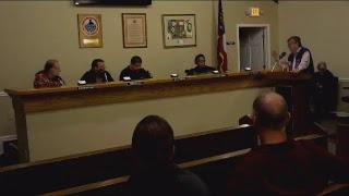 Hart County Board of Commissioners Live Meeting