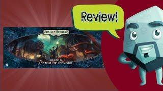 Arkham Horror: Return to The Night of the Zealot Review - with Zee Garcia