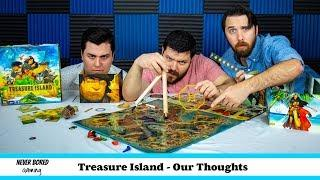 Treasure Island - Our Thoughts (Board Game)