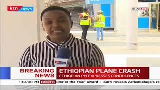 Developing...More details of the Ethiopian plane that crashed with 157 people on board