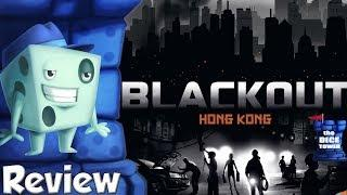 Blackout: Hong Kong Review - with Tom Vasel