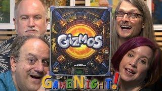 Gizmos - GameNight! Se6 Ep9