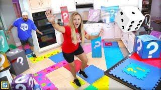 WORLDS LARGEST EXTREME BOARD GAME CHALLENGE!