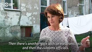 Borderline Problem: Kaliningrad Flats Behind Barbed Wire