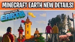 Minecraft Earth New Details! Taming Creepers, Board Games & New Mobs