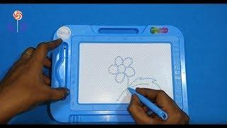 Magic Drawing Board | Videos for Kids | ASMR | Satisfying video