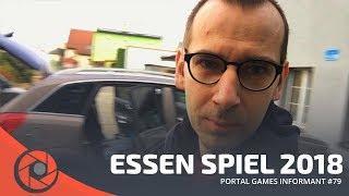 Portal Games Informant #79 - Essen Spiel 2018