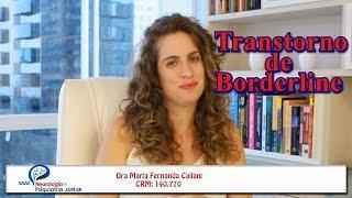 Transtorno de Personalidade Borderline. Aprofundando sobre o tema com a Psiquiatra Maria Fernanda