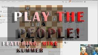 Mike Kummer Plays The People! | Live Stream!