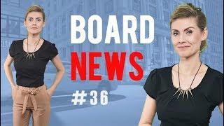 BOARD NEWS 36 - Gry planszowe, wiadomości i nowości.