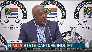 Eskom board chair Jabu Mabuza returns to the State Capture Inquiry