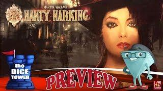"""NANTY NARKING"" a Dice Tower Preview - with Boardgame Corner"