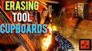 ONLINE RAIDING for TOOL CUPBOARDS | Vanilla Rust