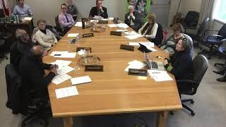 Video of the January 29, 2019 Board Education and Business Committee Meeting