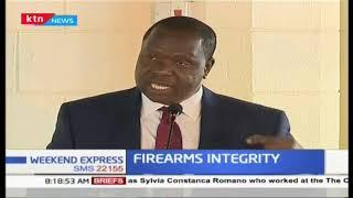 Matiang'i  dissolves fire licensing board over allegations of corruption