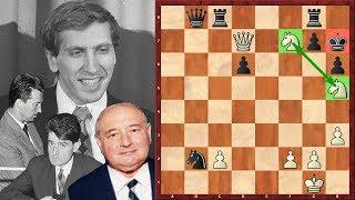 The Story How Several Grandmasters Decided To Play A Trick On Bobby Fischer