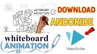 How To Download (Sparkol)  Videoscribe On Android (Crack Version) Urdu/Hindi 2018