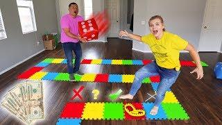 Extreme GIANT Board Game Challenge! - Win $10,000