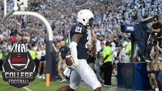 College Football Highlights: No. 10 Penn State survives against Appalachian State in overtime   ESPN