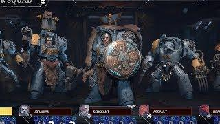 Space Hulk Tactics - Gameplay Trailer (New Warhammer 40k Game 2018)