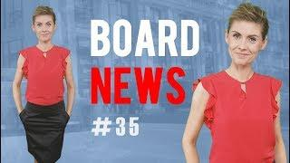 BOARD NEWS 35 - Gry planszowe, wiadomości i nowości.