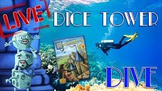 Dice Tower DIVE: Carcassonne