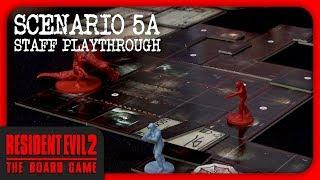 Scenario 5A - Gameplay | Resident Evil™ 2: The Board Game