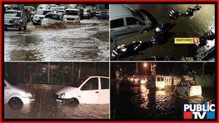 Overnight Heavy Rains Wreak Havoc In Bengaluru | Okalipuram Underpass, Silk Board Junction Inundated