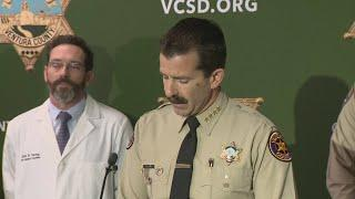 Authorities: Sheriff's Sgt. Killed By Friendly Fire In Borderline Shooting