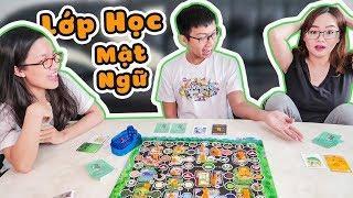 Thảm Họa Sao Chổi trong board game Lớp Học Mật Ngữ FULL GAME