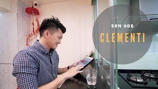 Singapore HDB Property Listing Video - Clementi 5RM