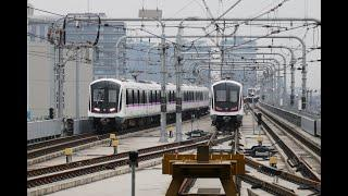 【Shanghai Metro】Line 5 South Extention and Line 13's Phase 2 and 3
