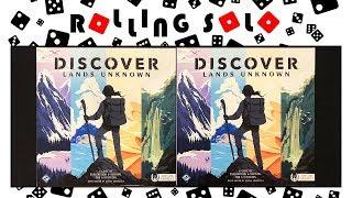 Discover Lands Unknown | Dual Copy Unboxing