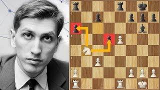 My Opponents Make Good Moves Too | Fischer vs Zerquera | Palma de Mallorca Interzonal (1970)