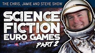 Steve's Science Fiction Euro Board Game Recommendations