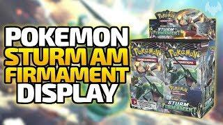 Pokemon Sturm am Firmament Display - Pokemon Trading Card Game - Deutsch German - Dhalucard