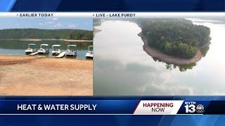 Birmingham Water Works Board explains how drought conditions affect water supply