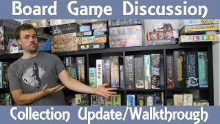 Board Game Collection Walkthrough and Discussion