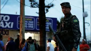 Brazil Sending Troops to Venezuela Border Amid Massive Refugee Influx