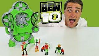 Ben 10 Alien Creation Chamber ! || Toy Review || Konas2002